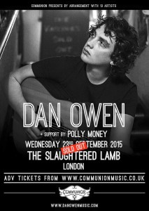 Dan sold out London